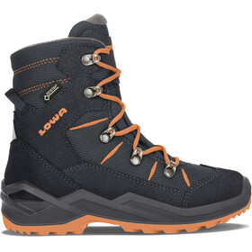 Lowa Rufus GTX Stiefel Kinder navy/orange